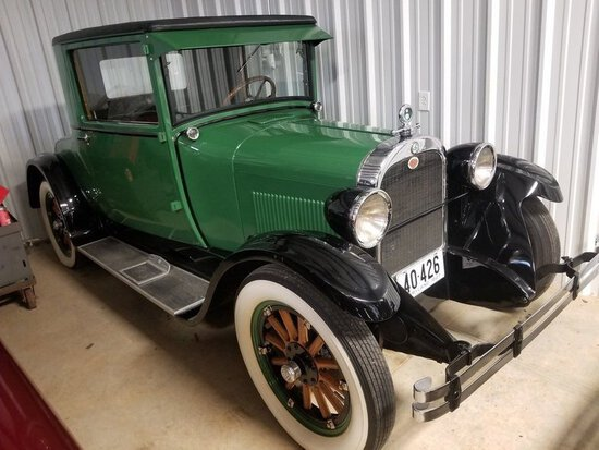 1927 Dodge Brother