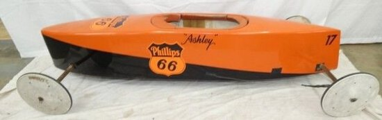 Phillips 66 Derby Car
