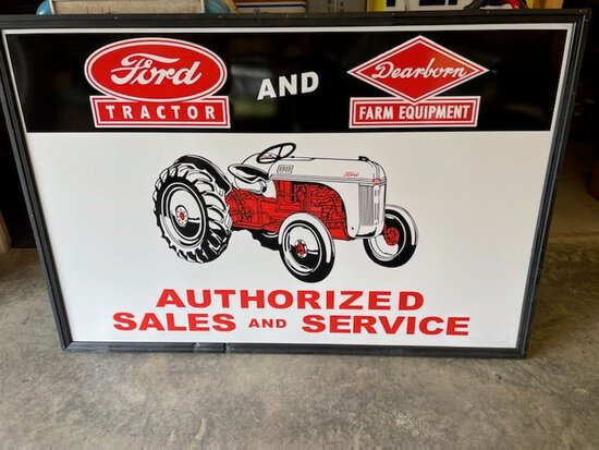Ford & Dearborn Sign