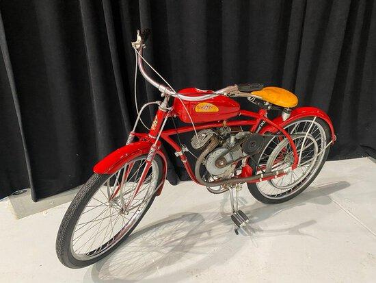 1947 Cleveland Weld Company Whizzer Motorized Bicycle