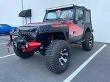 2004 Jeep Wrangler Custom