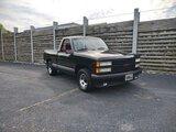 1990 Chevrolet Silverado SS