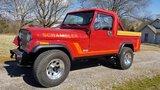 1982 American Jeep CJ8