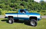 1983 Chevrolet K10 Scottsdale
