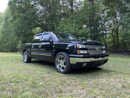 2006 Chevrolet Silverado LT