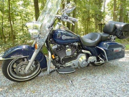 2006 Harley Davidson Road King Peace Officer