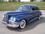 1947 Packard Deluxe Clipper 8 Touring