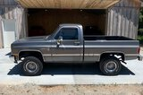 1987 Chevrolet Custom Deluxe  Fleetside