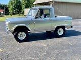 1966 Ford Bronco 4X4