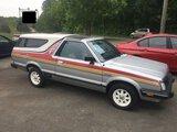 1984 Subaru Brat GL
