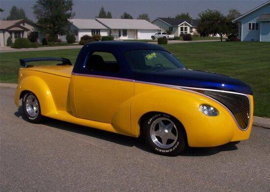 1939 Studebaker Pickup Custom