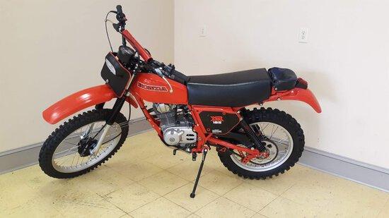 1979 Honda XR 185