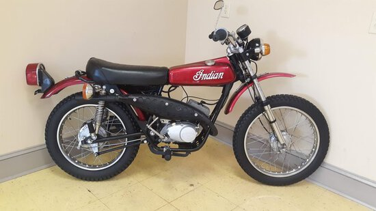 1975 Indian ME 100