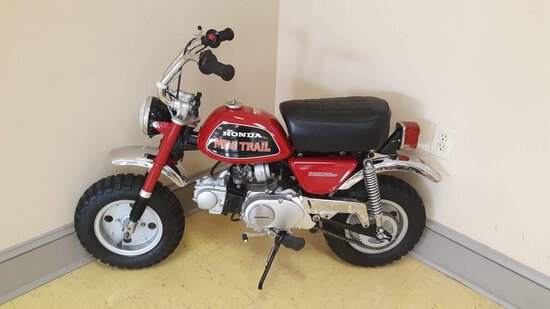 1972 Honda Z50