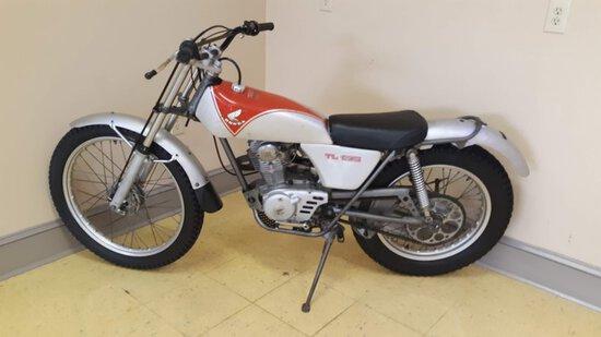 1973 Honda TL 125