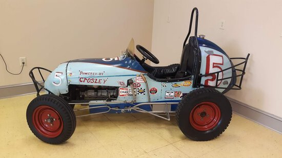 50's Vintage Midget Race Car