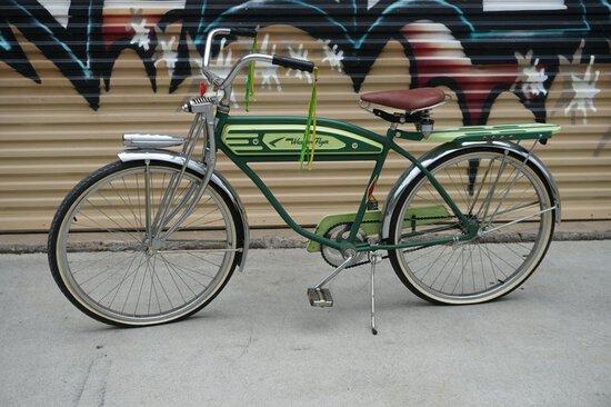 Schwinn Western Flyer Bicycle