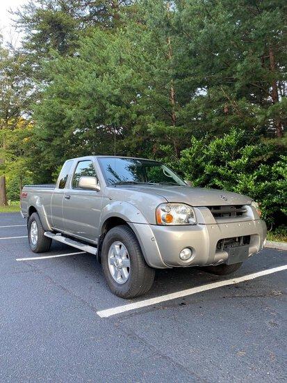 2003 Nissan Frontier SE
