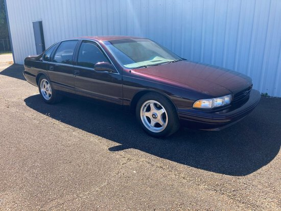 1996 Chevrolet Caprice Impala SS