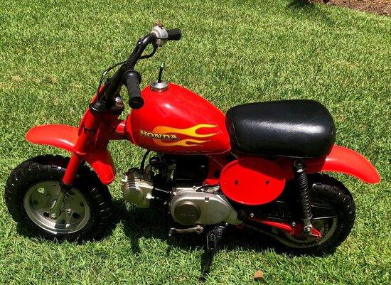 1979 Honda Z50