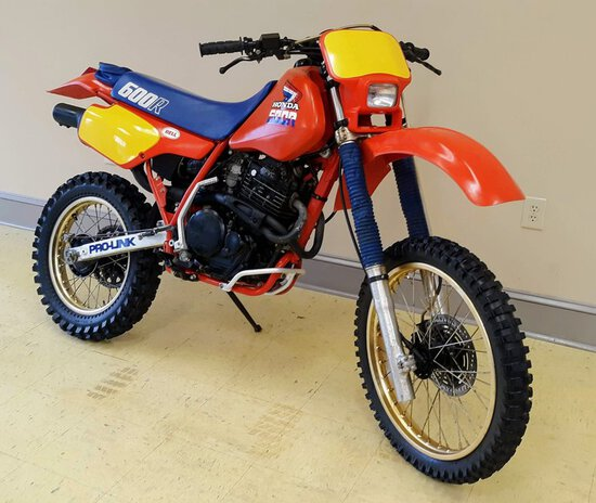 1986 Honda XR 600R