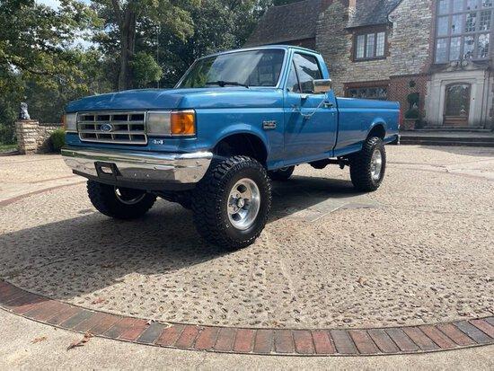 1988 Ford F150 XL