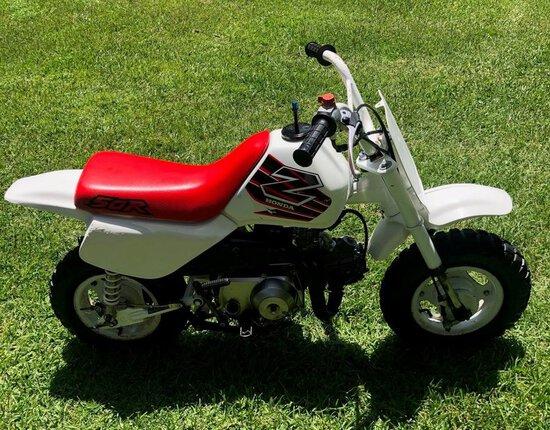 1999 Honda Z50R