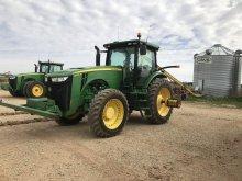 John Deere 8235r Tractor Mfwd Weight