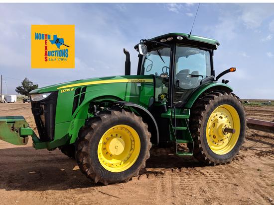 TOM ROSS & NEIGHBORS FARM EQUIPMENT AUCTION