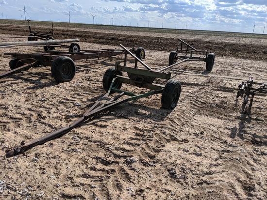 SHOP MADE FARM TRAILER