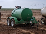 500GAL FUEL TRAILER