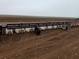 8 ROW HOODED SPRAYER, 3 POINT