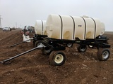 WYLIE NURSE TANK TRAILER 1000 GALLON