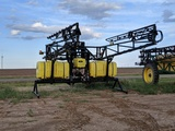 2016 600GAL TOP AIR SPRAYER W/ 80FT BOOM