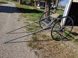 ANTIQUE HACK CART