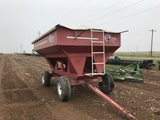 EZ TRAIL GRAIN CART