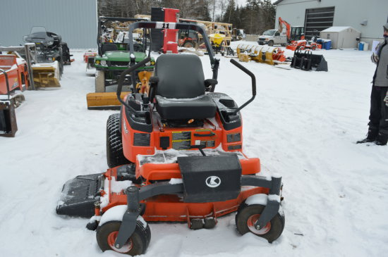 KUBOTA ZD326P ZERO TURN MOWER