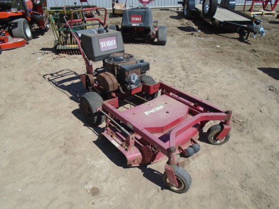 TORO PROLINE MOWER