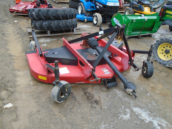 MASSEY 1761 MOWER FINISHER