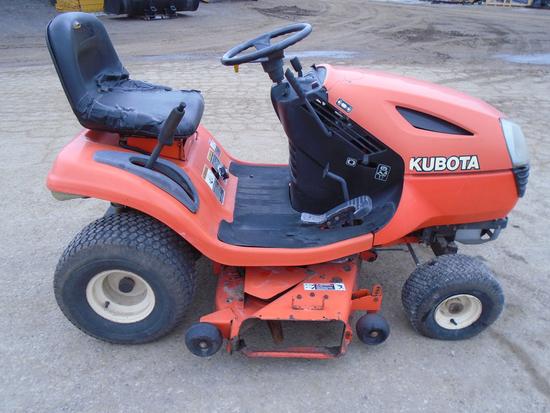 KUBOTA T1770 LAWN TRACTOR