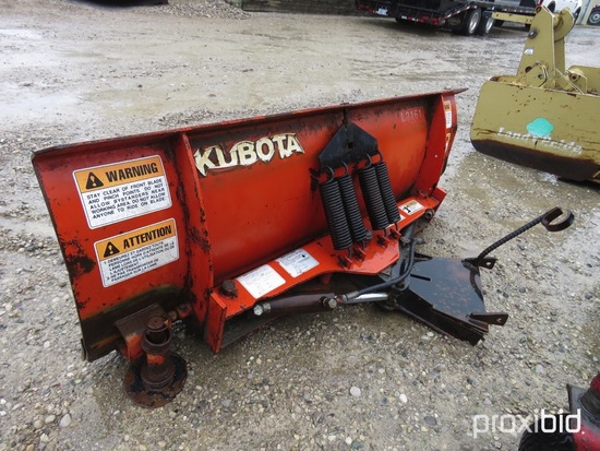 Kubota L2161 Blade