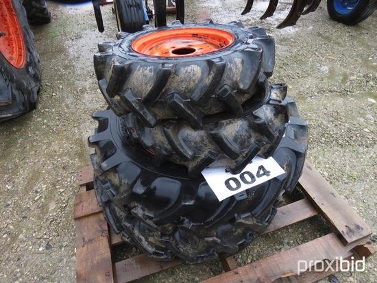 Kioti Tires & Rims