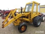 Case 580B Industrial Tractor