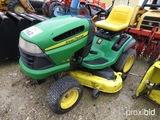 John Deere LA130 Riding Lawn Mower