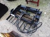 Major Forklift Frame
