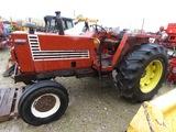 Hesston 680 Tractor