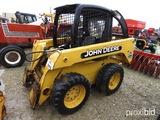 John Deere 250 Skid Steer
