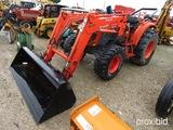 Kioti DK55 Tractor