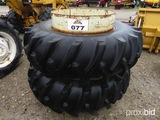Tractor Duals