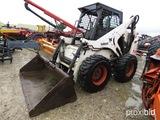 Bobcat 873 Skid Steer